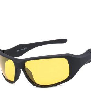 Ergonomické polarizované okuliare na nočné šoférovanie, šport