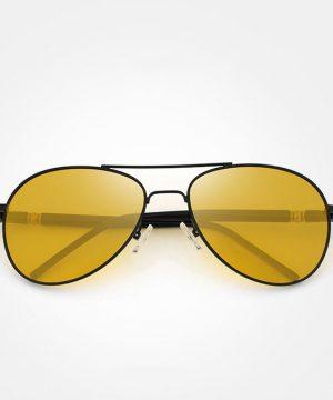 Štýlové moderné okuliare s polarizovanými sklami na šoférovanie