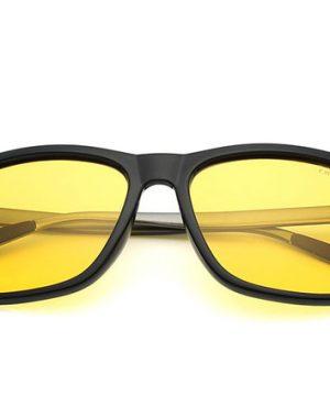 Štýlové okuliare pre šoférov s polarizovanými sklami