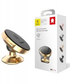 360-stupňový-štýlový-magnetický-stojan-do-auta-BASEUS-zlatá-farba-1