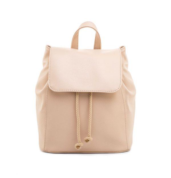 Luxusný dámsky módny kožený ruksakzo syntetickej koževhodný ako na krátkodobé vychádzky do prírody tak aj ako moderný a trendydoplnok do mesta