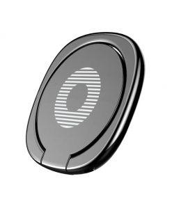 Držiak do ruky na iPhone BASUES s magnetom na pripnutie na palubovú dosku,čierna farba