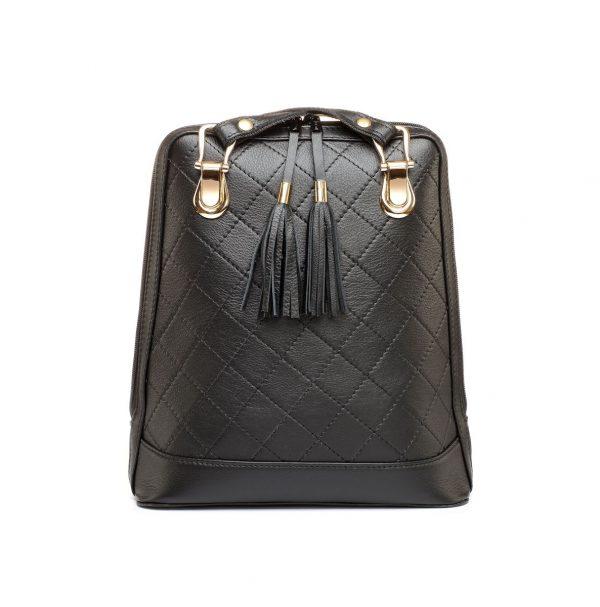 Elegantný-kožený-ruksak-z-pravej-hovädzej-kože-č.8661-v-čiernej-farbe-1