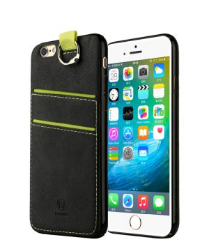 Elegantné púzdro BASEUS pre iPhone 6 Plus / 6S Plus zo syntetickej kože