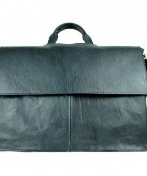 85866a783c Luxusná praktická bussines taška na notebook 8676 v čiernej farbe ...