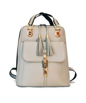 c08cdbbace Luxusný dámsky kožený ruksak. Kožené batohy a batôžky z našej ponuky sú  vhodné pre rôzne