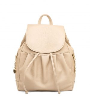 Luxusný kožený módny ruksak . Do ruksaku môžete vložiť všetky Vaše potrebné veci, či už do práce, školy