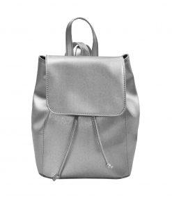 Luxusný moderný kožený ruksak zo syntetickej koževhodný ako na krátkodobé vychádzky