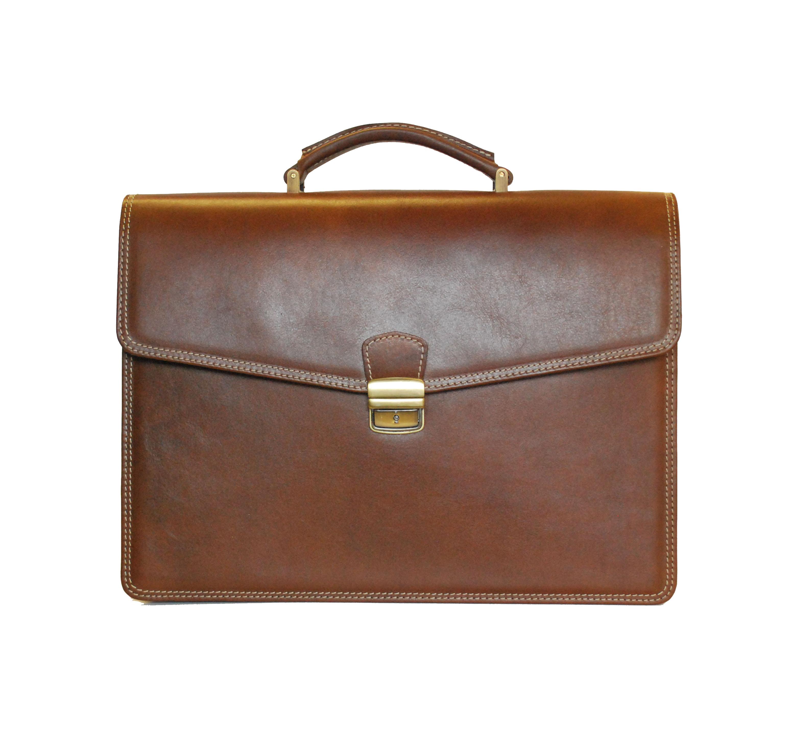9fa2de74d8 Luxusná kožená aktovka č.8131 v hnedej farbe · Luxusné a módne ...