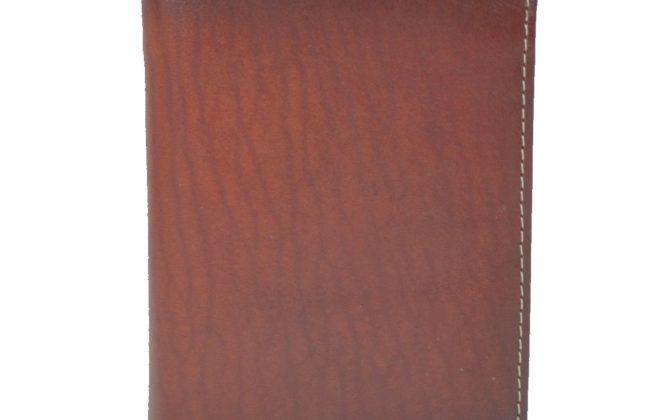 Luxusná kožená peňaženka č.8560 v bordovej farbe