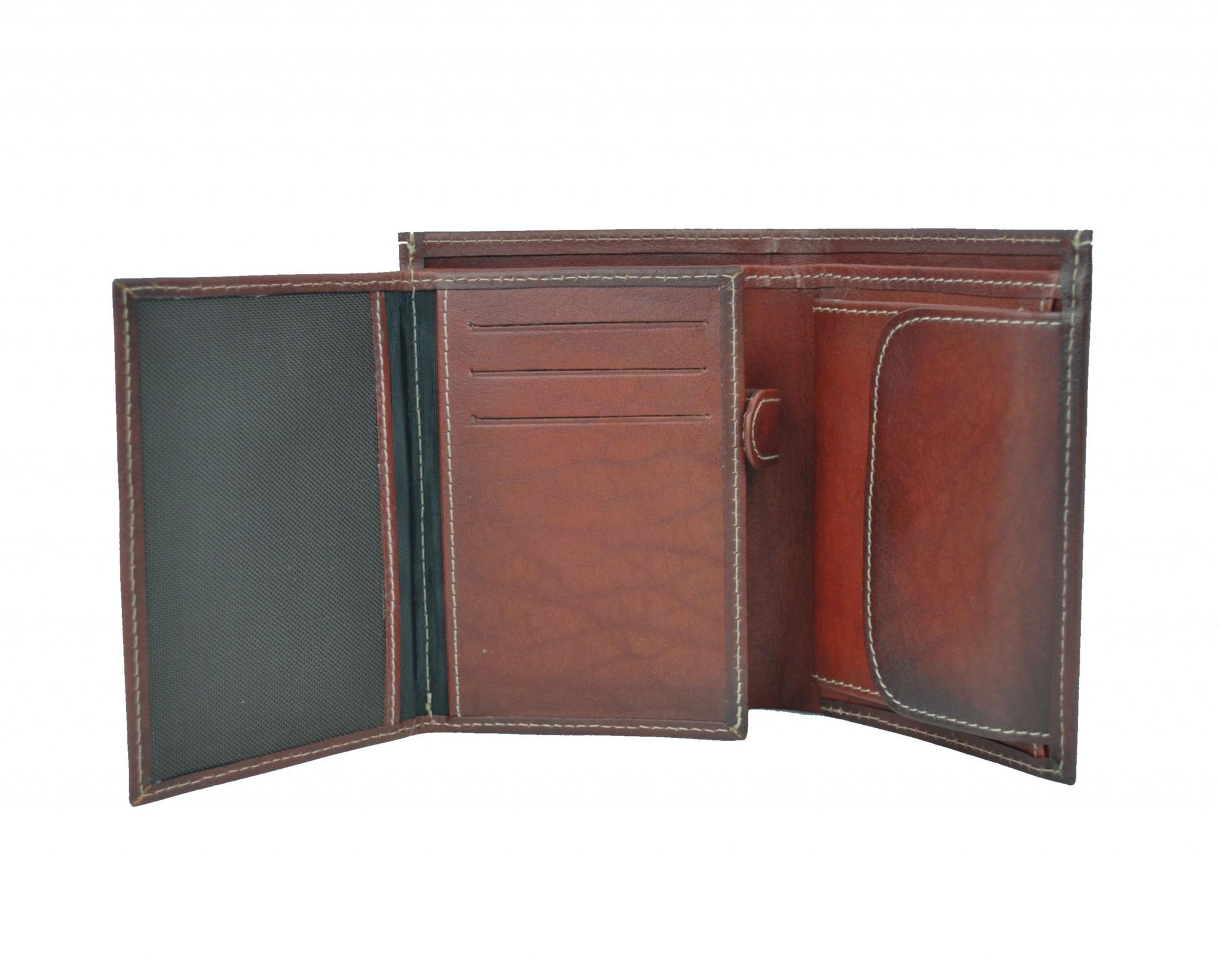 Luxusná kožená peňaženka č.8560 v bordovej farbe ·   Predošlé ... a1d7d3ba9d0