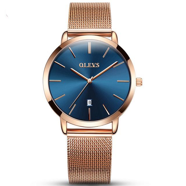 Luxusné dámske hodinky Olevs v rôznych farbách