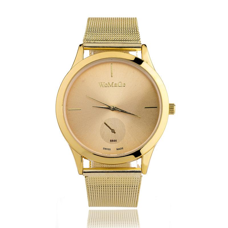 Luxusné dámske hodinky WoMaGe v rôznych farebných prevedeniach ... af53c9fcdfd