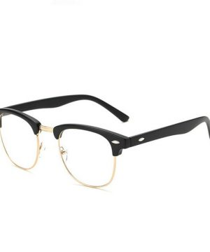 Luxusné okuliare s matným rámom pre prácu s počítačom