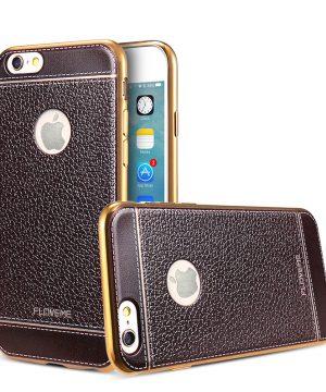Luxusný kryt FLOVEME zo silikónového materiálu pre iPhone 7 Plus