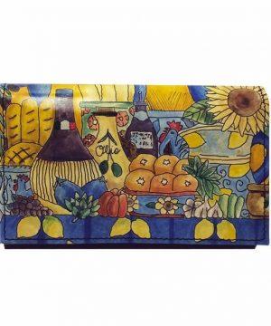 Ručne-maľovaná-peňaženka-8542-s-motívom-Toscany