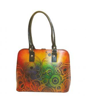 Ručne-maľovaná-kabelka-8573-s-motívom-Abstrakt