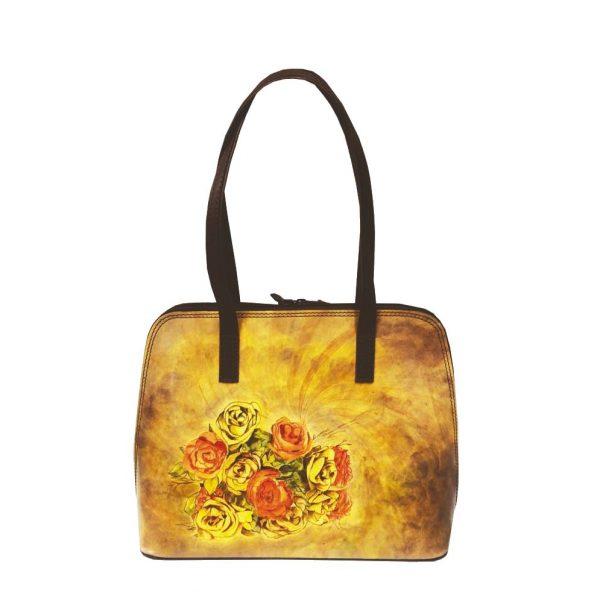 Ručne-maľovaná-kabelka-8573-s-motívom-Ruže