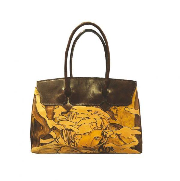 Ručne-maľovaná-kabelka-8576-inšpirovaná-motívom-Alfons-Mucha
