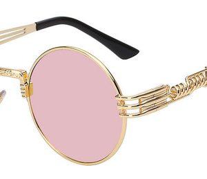 Jedinečné štýlové okuliare v rôznych farebných prevedeniach