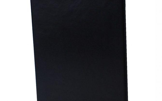 Kožený zakladač č.8499 v čiernej farbe