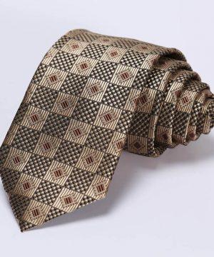Luxusná pánska sada - viazanka s vreckovkou - vzor 12