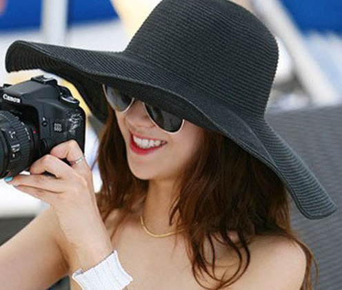 e3ace57c6 Luxusný dámsky letný klobúk v rôznych farebných prevedeniach