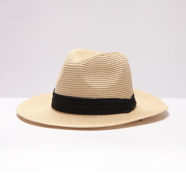 7f7b718ac Luxusný dámsky slamený klobúk v rôznych farbách