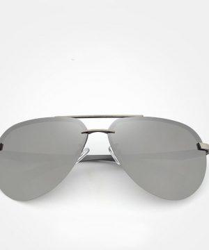 Pilotky, pánske polarizované slnečné okuliare v rôznych farbách