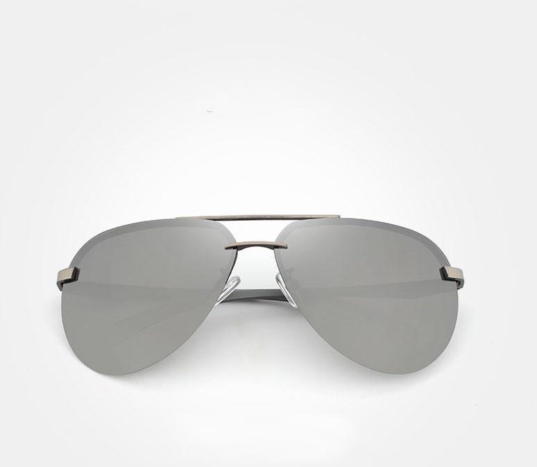 36b43afc7 Pilotky, pánske polarizované slnečné okuliare v rôznych farbách ...