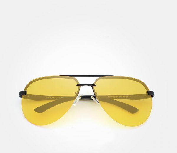 Pilotky, polarizované nočné okuliare pre šoférov