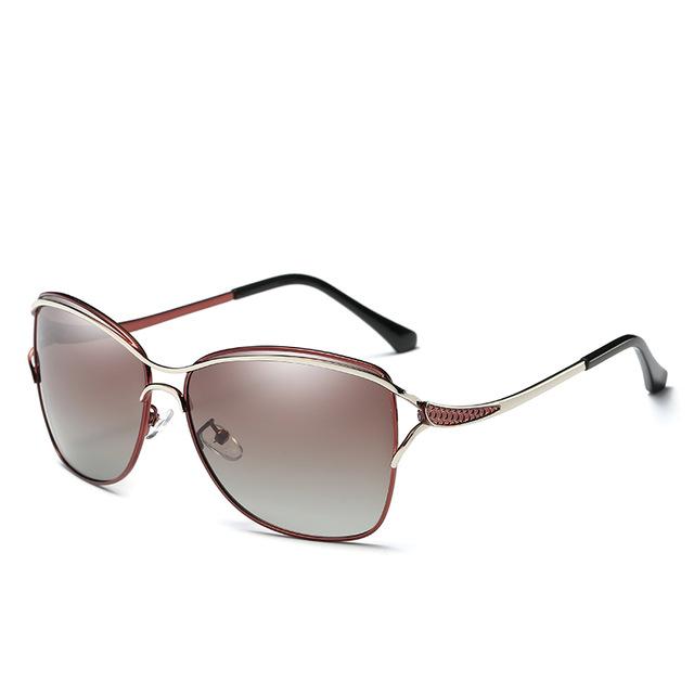 4b9d0b06c Luxusné slnečné okuliare v hnedom prevedení · Luxusné a módne šperky ...