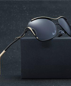 Štýlové dámske polarizované slnečné okuliare