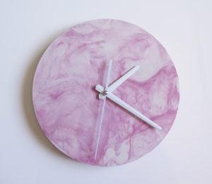 Nástenné hodiny ODISTUDIO, ručne spracované veľdielo