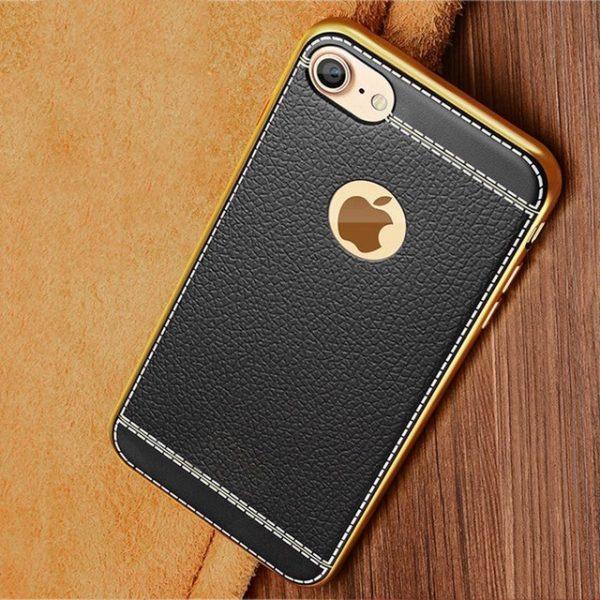 Luxusný vysoko odolný obal zo silikónu na iPhone 6/6 plus