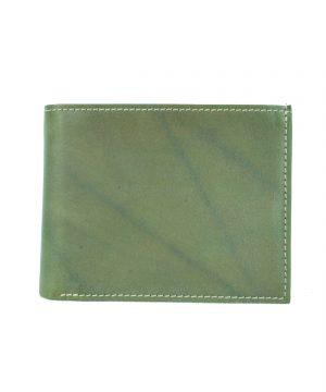 e437cffb06 Luxusná peňaženka z pravej kože č.8406 v zelenej farbe · Luxusné a ...