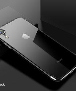 Čierny tenký obal na iPhone XS, iPhone XR a iPhone XS MAX