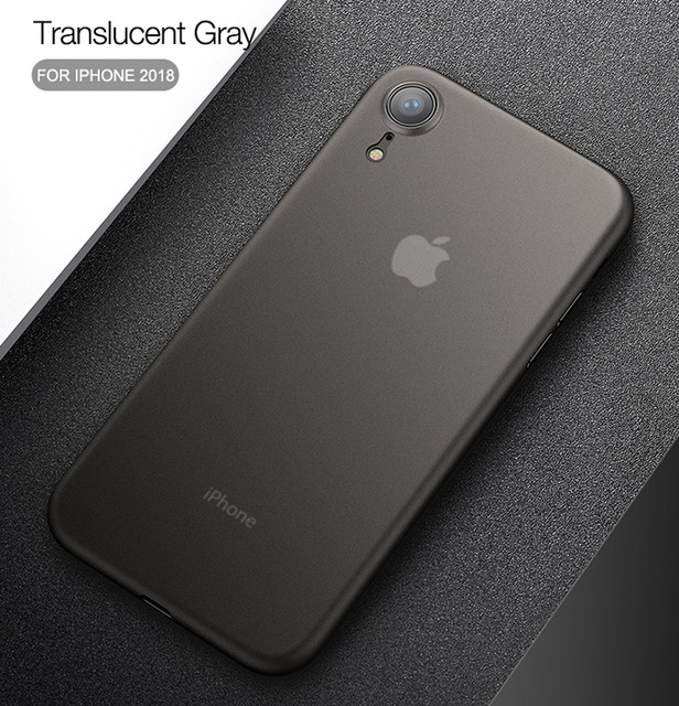 Ultra tenký kryt pre iPhone Xs 36f1d940d6b