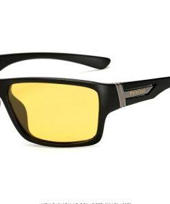 Štýlové polarizované okuliare na nočnú a do hmly
