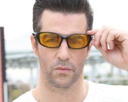 Luxusné polarizované okuliare na nočnú jazdu pre šoférov