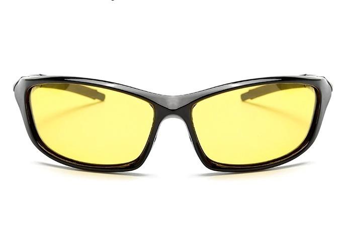 Luxusné polarizované okuliare na nočnú jazdu pre šoférov  54bd17974c9