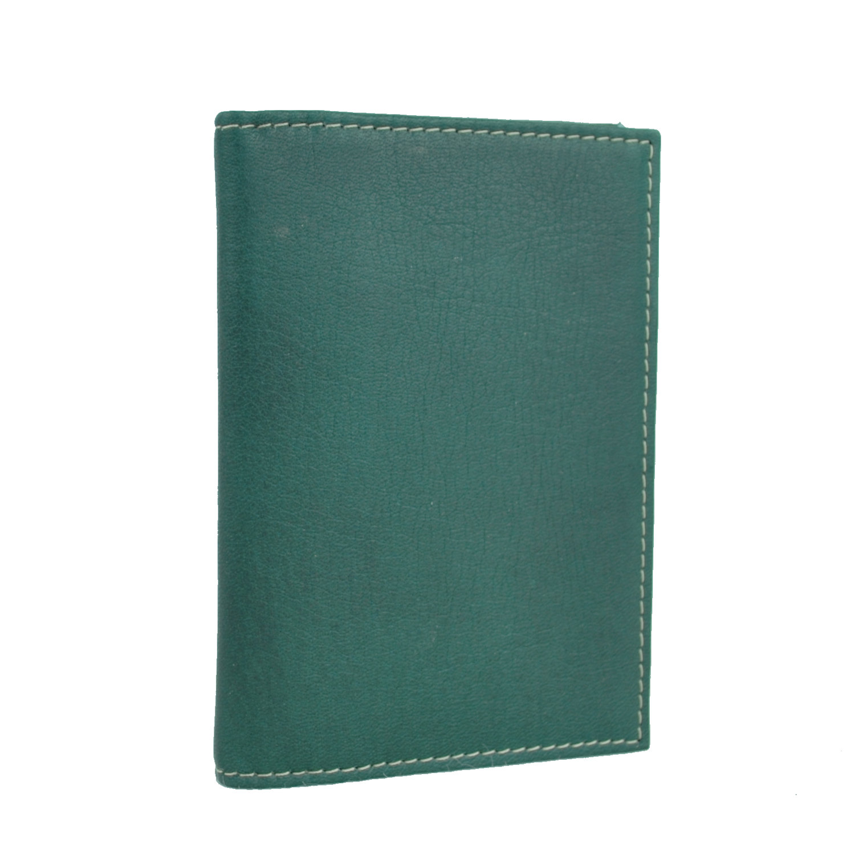 dff85e22f Luxusné kožené puzdro pre doklady v zelenej farbe · Luxusné a módne ...