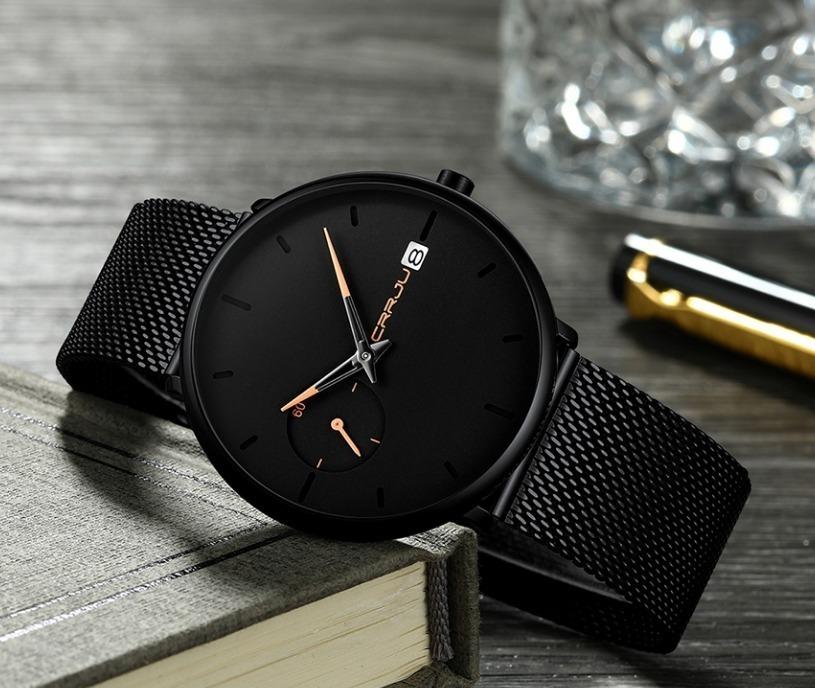 b8016e4f1 Štýlové analógové pánske hodinky v niekoľkých prevedeniach · Luxusné ...