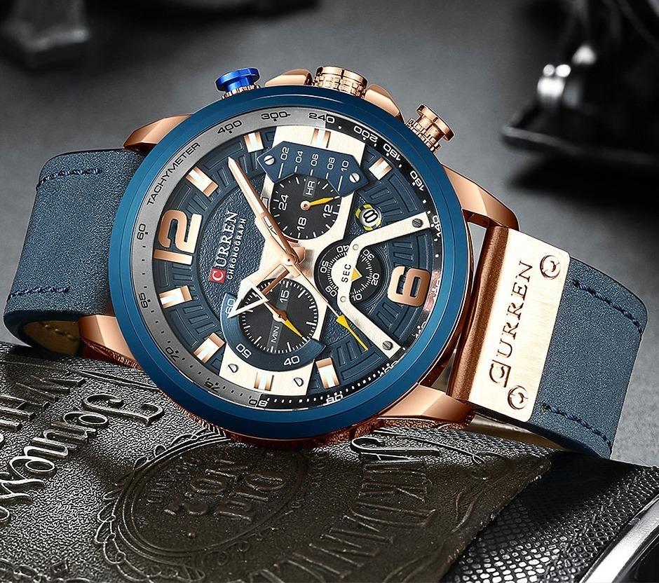 034bbd0ee Kvalitné analógové pánske hodinky v dvoch farbách