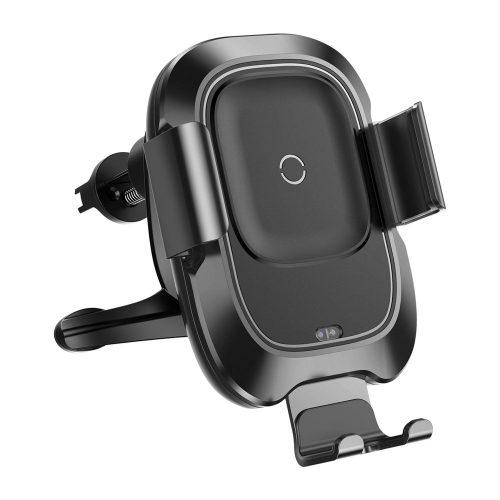 Elektrický držiak do auta a bezdrôtová nabíjačka