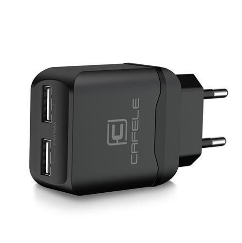 Nabíjací-adaptér-pre-iPhone-iPad-a-iné-zariadenia-CAFELE-čierna-farba