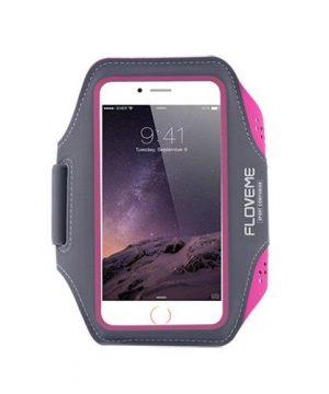 Športové-púzdro-na-behanie-FLOVEME-na-iPhone-6-6S-7-ružová-farba
