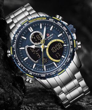 Elegantné športové pánske hodinky