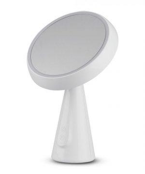 LED stolná lampa a Kozmetické zrkadlo s LED osvetlením