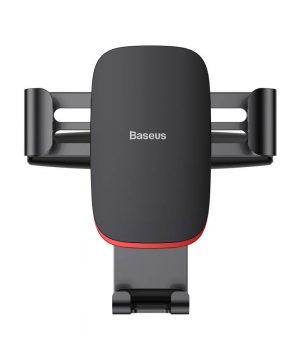 Držiak pre smartfón do CD slotu v aute v čiernej farbe
